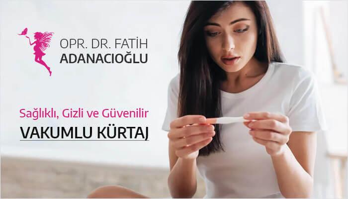 kürtaj adana