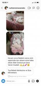 Adana tüp bebek tedavisi merkezine ve size minnettarız.